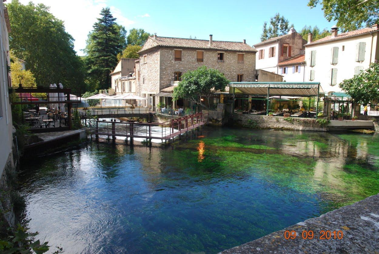 Lesdanjean fontaine de vaucluse 9 septembre 2010 - Fontaine de vaucluse office de tourisme ...