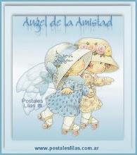 Preciosa imagen Angelosa