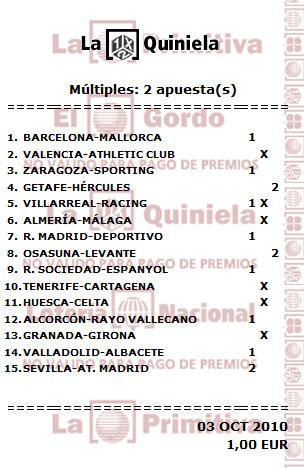 Image Result For Pronostico Quiniela Consejo De La Semana