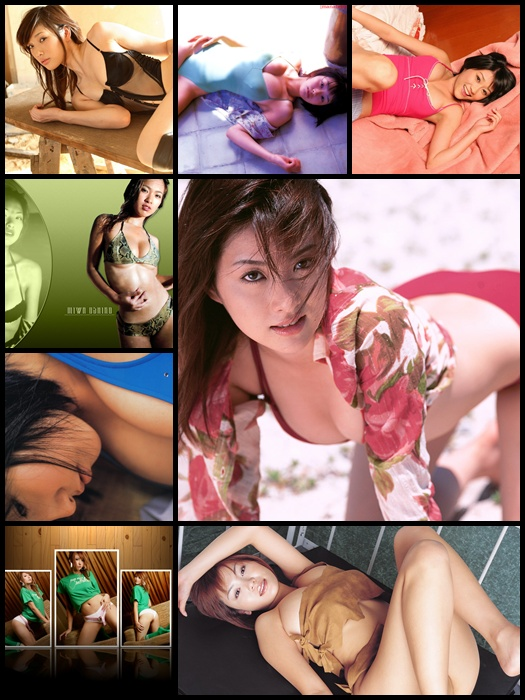Various Japan Sexy Girls HQ Wallpapers Pack