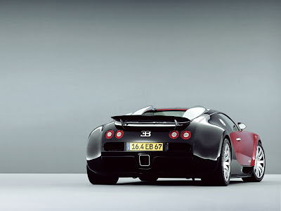 Bugaty Veyron Wallpaper View