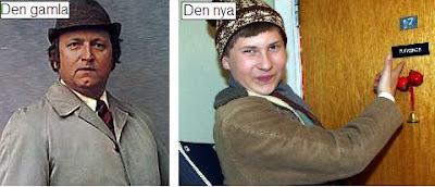 Gamla och nya Fleksnes.