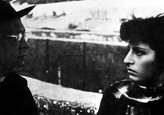 Don Pietro Pellegrini och Pina.