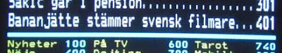 Bananjätte stämmer svensk filmare.