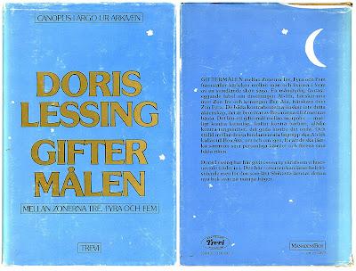 Doris Lessing, Giftermålen mellan Zonerna tre, fyra och fem, ISBN 0-394-50914-5