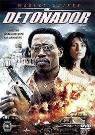 Filme Poster O Detonador DVDRip Dual Audio