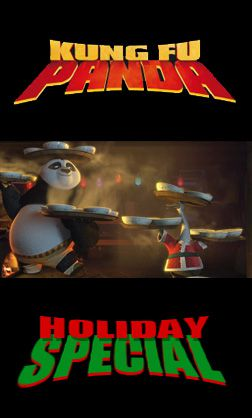 Kung Fu Panda Holiday Special Legendado 2010