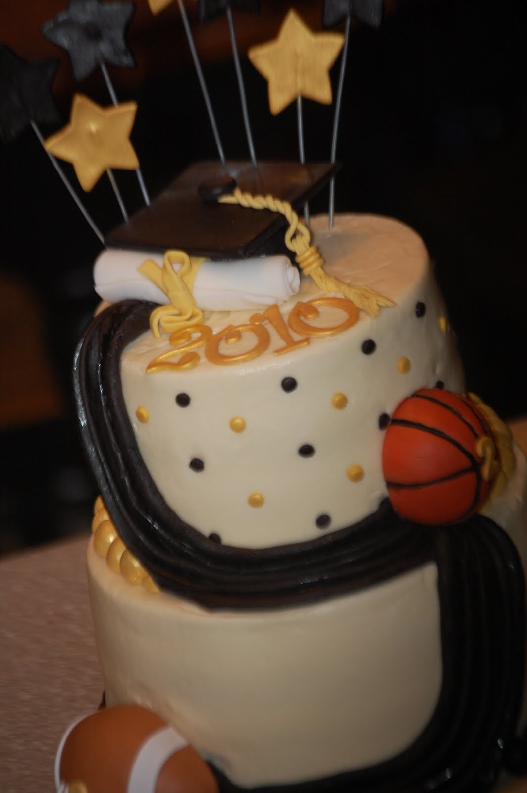 A Piece of Cake!: Cole s Graduation Cake