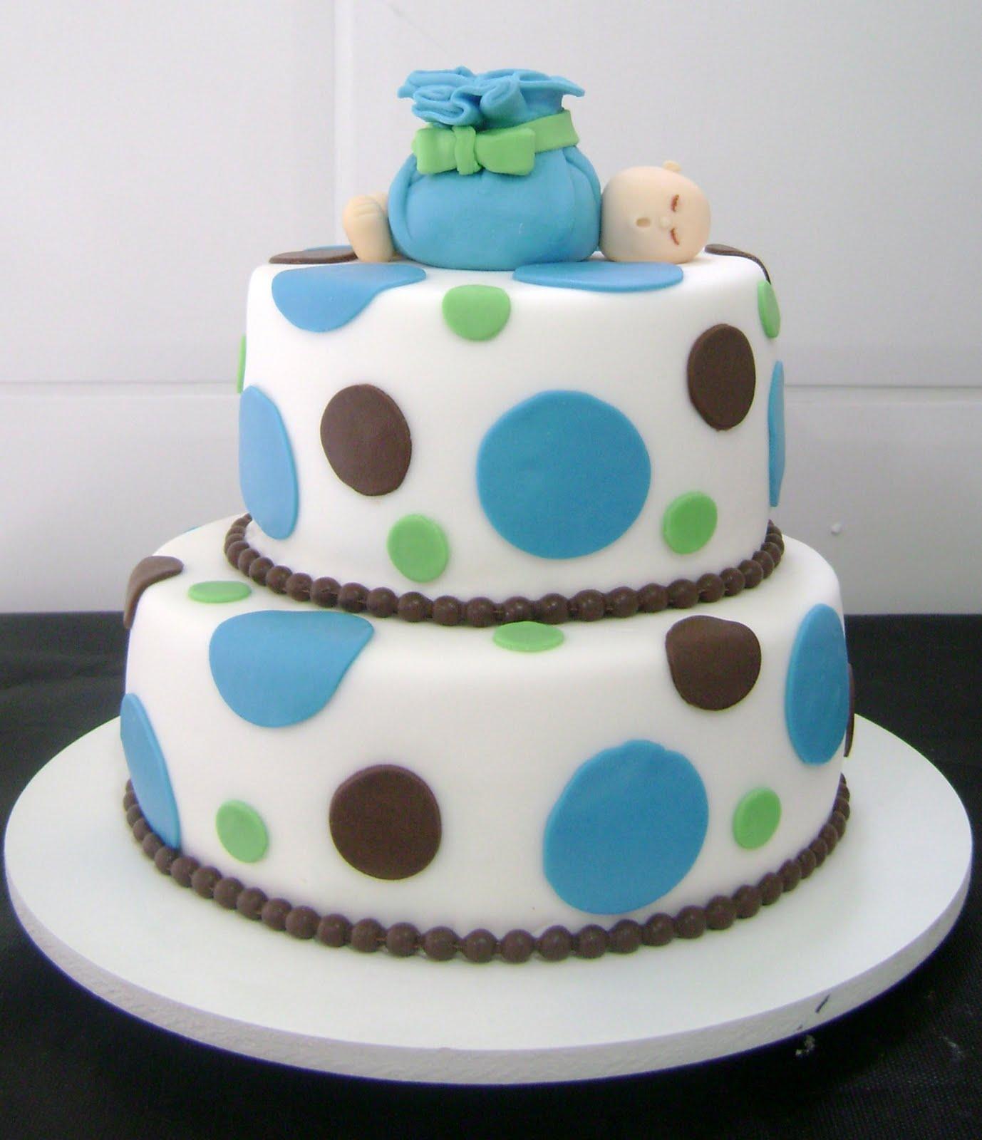 Michelle Lecce Bolos Doces e Chocolates: Bolo Chá de Bebê #31749A 1378 1600