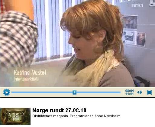 nrk norge rundt Fredrikstad