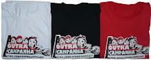 Camisetas a venda