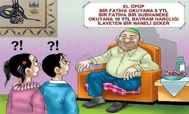 bayram , karikatur