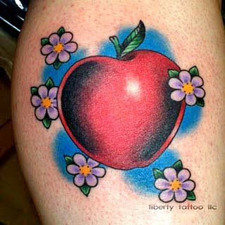 Tattoo Apple