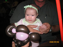 Kylyn and Balloon Monkey