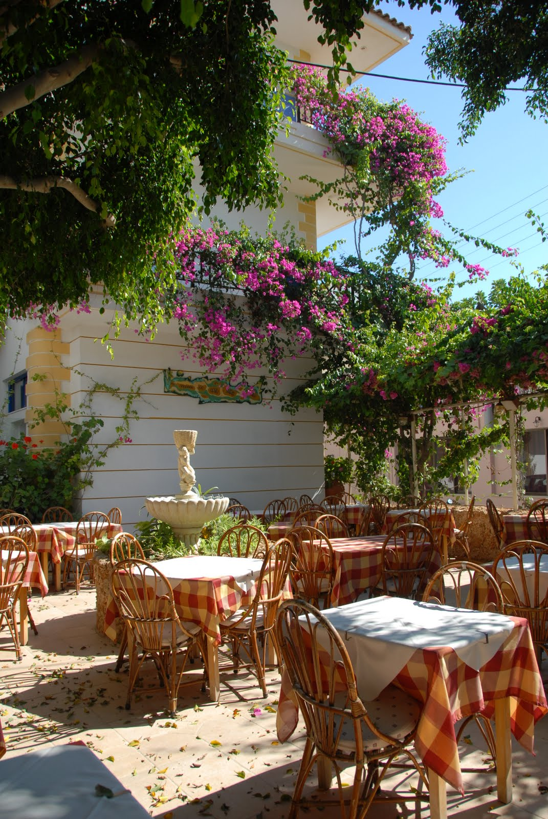 Bob\'s Three Month Cretan Adventure: July 2010