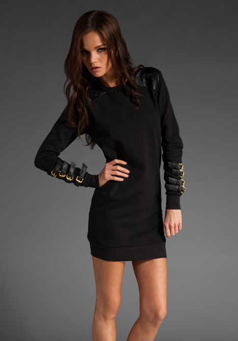 Maurie & Eve Games Are Over Buckle Dress