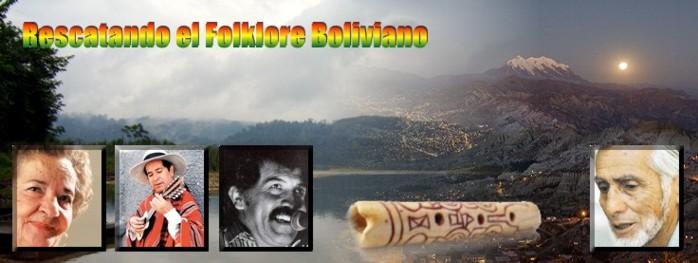 Rescatando el Folklore Boliviano