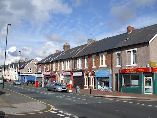Heaton Park Road