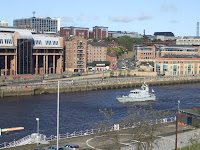 River Tyne and The Quayside