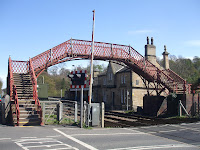 Wylam Railway Station