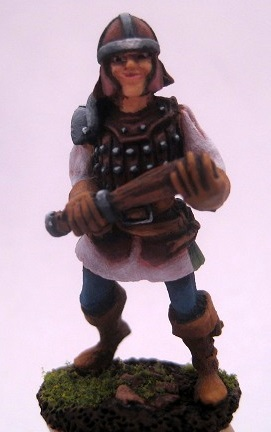 Townsfolk IX: Town Guard (03165)