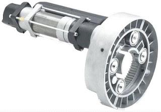 Motor axial italiano fabricado por BFT