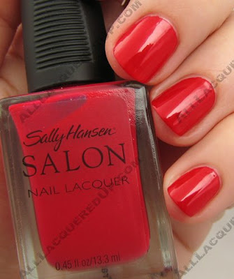 cherryglaze Tracy Reese for Sally Hansen Spring 2008