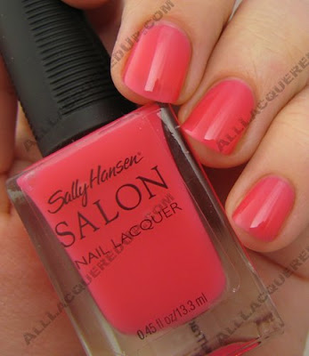 sumptuouspetal Tracy Reese for Sally Hansen Spring 2008