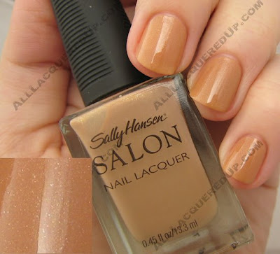 tunisiansand Tracy Reese for Sally Hansen Spring 2008