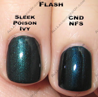 ivycomp2flash For My UK Gals   Nailed by Sleek