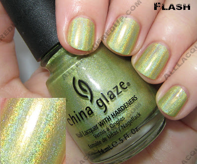 l8rg8rflash China Glaze Spring 2008   OMG! 2BHOT