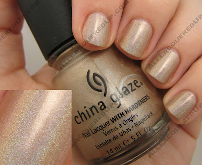 fyi China Glaze Spring 2008   OMG! 2BHOT