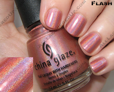 ttylflash China Glaze Spring 2008   OMG! 2BHOT