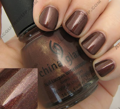 unplugged China Glaze Spring 2008   Ecollection