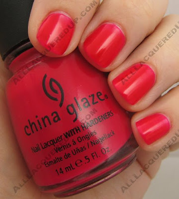 roseamongthorns China Glaze Summer 2008   INK