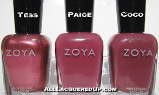 uptown2 Zoya Uptown Collection