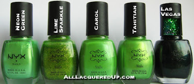 nyxgreens NYX Has Gone Green