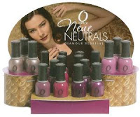 orly neue neutrals display 18 Orly Neue Neutrals