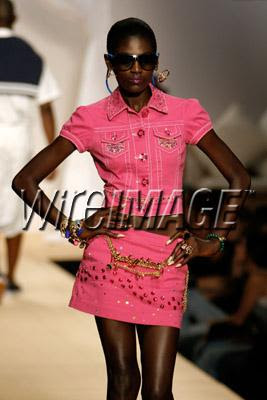 babyphat3 NY Fashion Week Nail Watch   Baby Phat