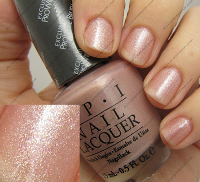 hollywoodblonde OPI Holiday in Hollywood: Dazzling Darks & Neutrals