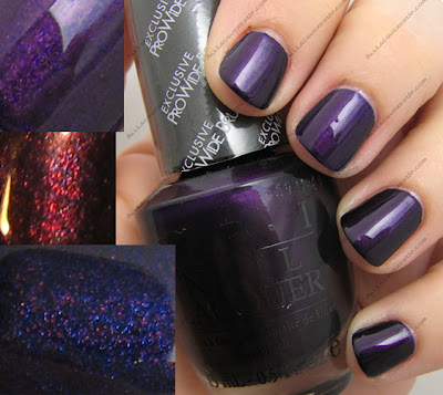 whoareyouwearing OPI Holiday in Hollywood: Dazzling Darks & Neutrals
