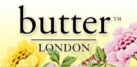 butterlondonlogo Go Green   Turn In Your Toxins