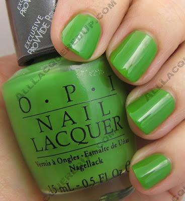 opigreenwichvillage OPI Summer 2008   Mod About Brights