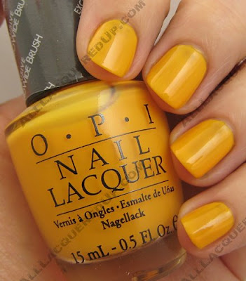 opitheitcolor OPI Summer 2008   Mod About Brights