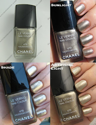 Chanel Fall 2008 - Gold Fiction & Company | All Lacquered Up : All ...