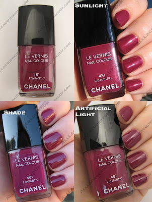 Chanel Fall 2008 Fantastic, chanel, chanel fantastic, fantastic, fall 2008, nail color, nail colour, nail polish, nail lacquer