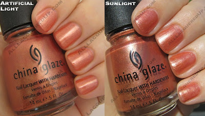 china glaze, fall 2008, nail polish, nail lacquer, nail color, rodeo diva, yee haw!, yee haw