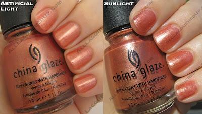 china glaze, fall 2008, nail polish, nail lacquer, nail color, rodeo diva, yee haw!, yee haw