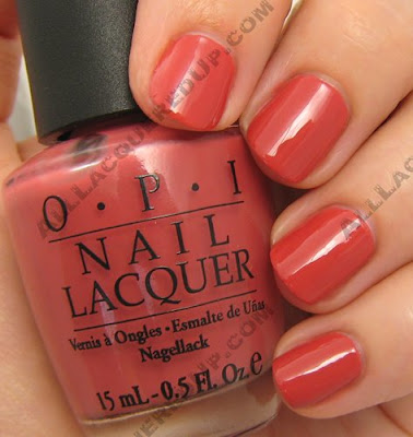 OPI, OPI France, OPI La Collection De France, La Collection De France, Fall 2008, Nail Polish, Nail Color, Nail Colour, Nail Lacquer, Baguette Me Not
