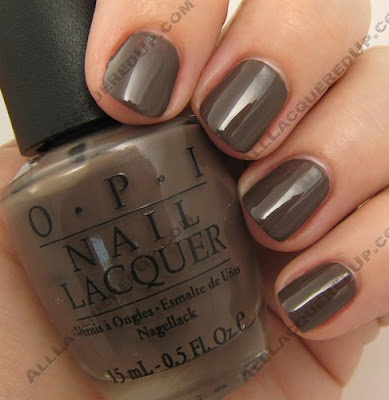 OPI, OPI France, OPI La Collection De France, La Collection De France, Fall 2008, Nail Polish, Nail Color, Nail Colour, Nail Lacquer, You Don't Know Jacques!